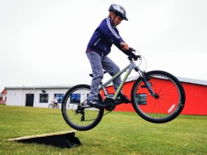 Bikeability with Outfit Moray Developing Bike Skills