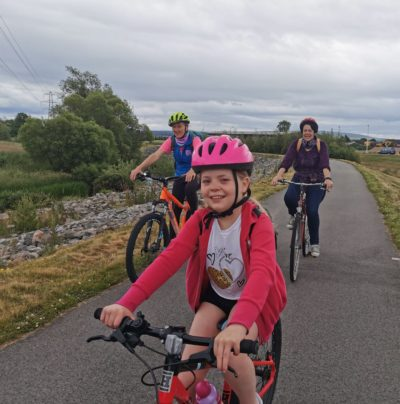 Bikeability with Outfit Moray